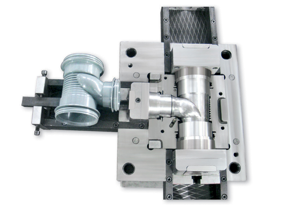 PPR Elbow with Insert Pipe Fitting Mold