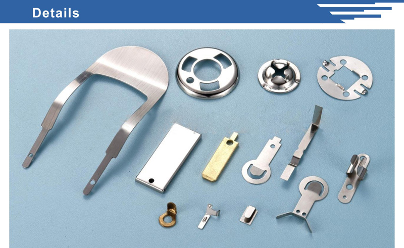 Stamping Parts with Machining