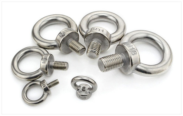 Stainless Steel 304 Rigging Eye Nuts and Bolts