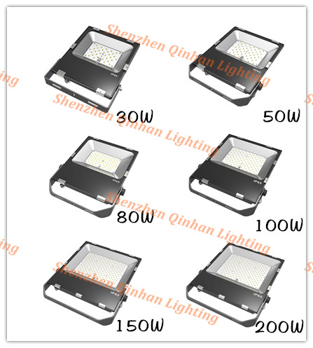 100W Outdoor LED Flood Light with Philips or Samsung