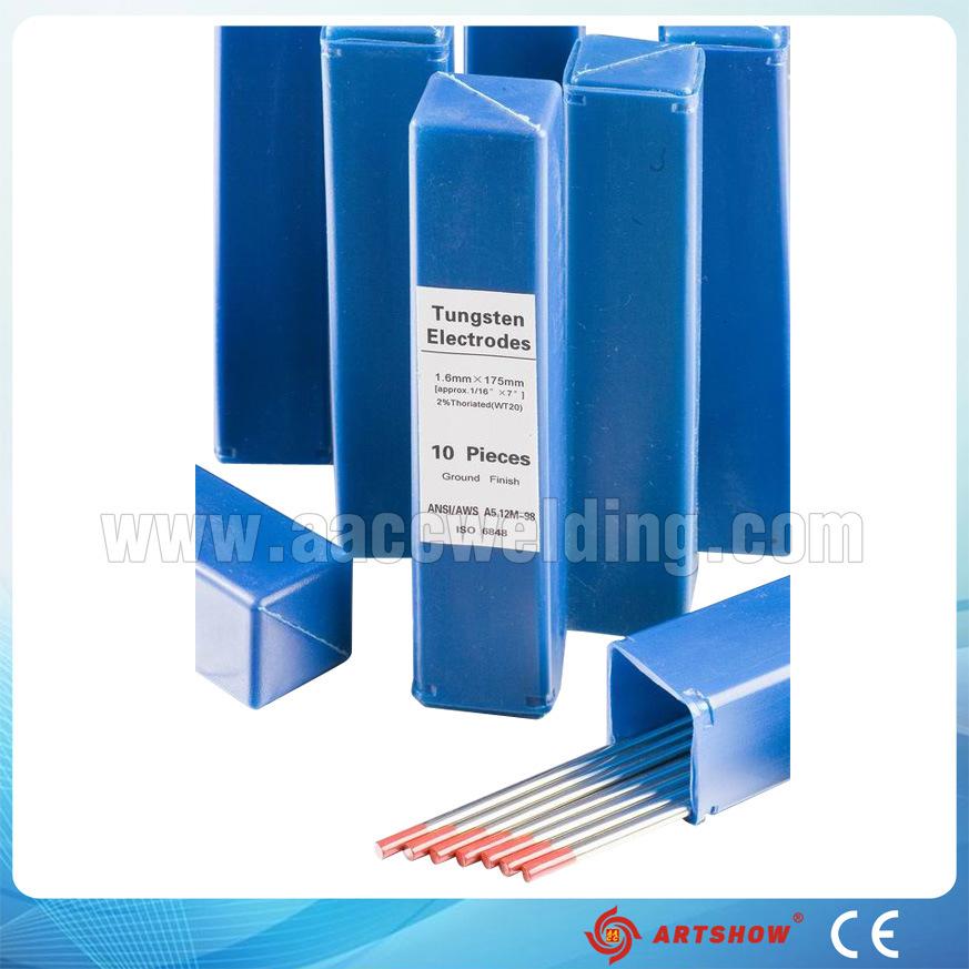 Wt20 Thorium Tungsten Electrodes 175
