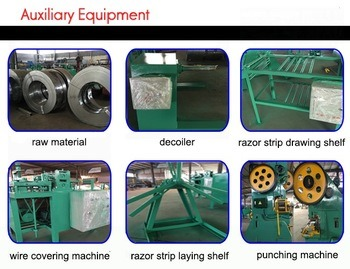 Lowest Price Full Automatic Razor Barbed Wire Machine