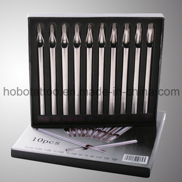 Wholesale Professional 110m Tattoo 304L Stainless Steel Long Tattoo Tips