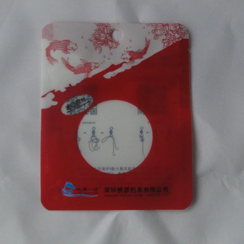 Zipper Bag for Food Packaging