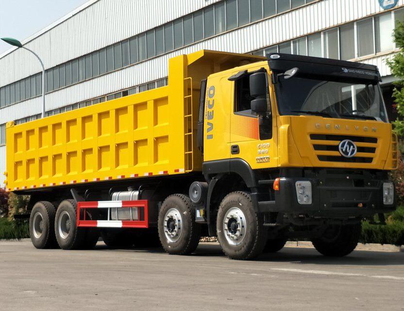 Iveco Honyan Truck Parts Hongyan C100 Cab
