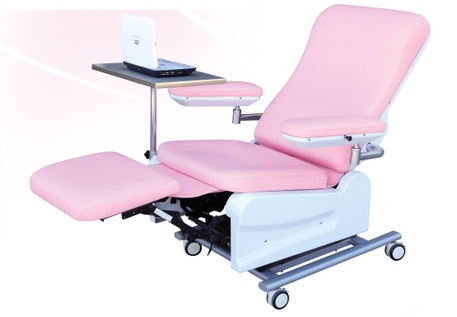 Electric Blood Collection Phlebotomy Treatment Chair