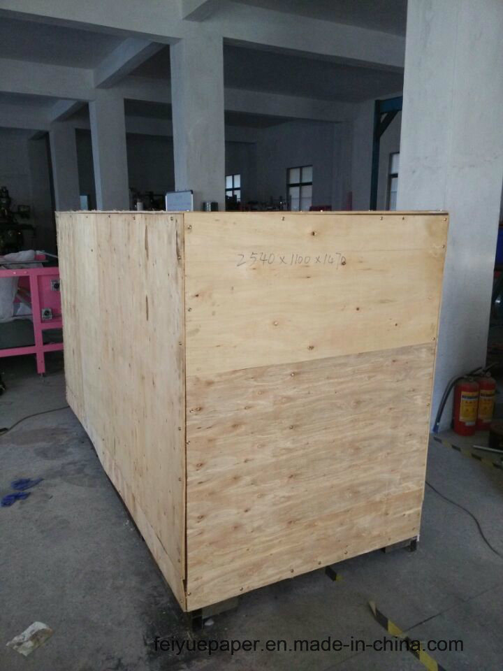 420*1.7m Roller Drum Heat Transfer Machine for Sublimation Textile Printing