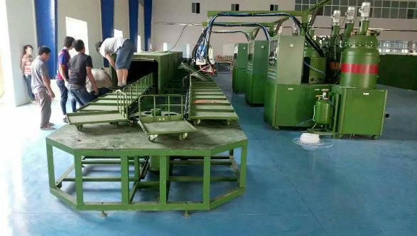 PU Pouring Machine for Safety Shoes