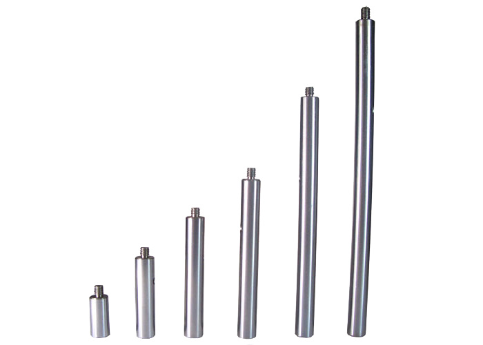Connection Rod Metal Rod Extension Pole Fixed Rod Precision Ground Stainless Steel Posts