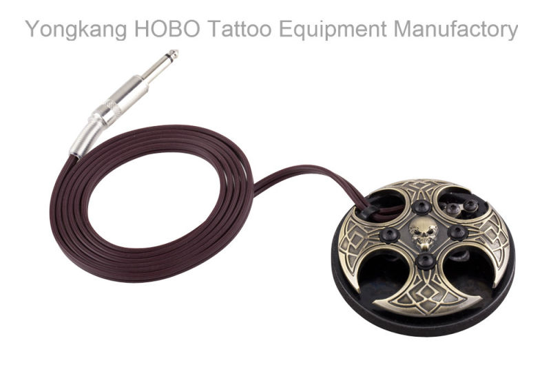 Top Quality Tattoo Machine Tattoo Power Supply Foot Switch