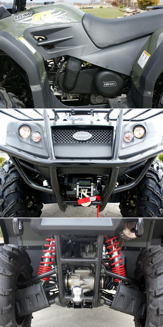 4X4 Street Legal Wholesale China Import Quad ATV Motorcycle ATV