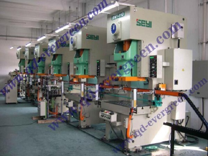 OEM Welded and Stamping Railway Spare Parts
