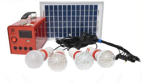 Solar Lighting Solar Lamp Solar PV Products Hzad-05A