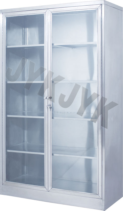 Stainless Steel Medical Apparatus Storage Cupboard Jyk-D14