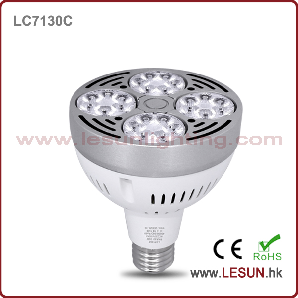 E27 35W LED Jewellery Spotlight PAR30 Bulb Light