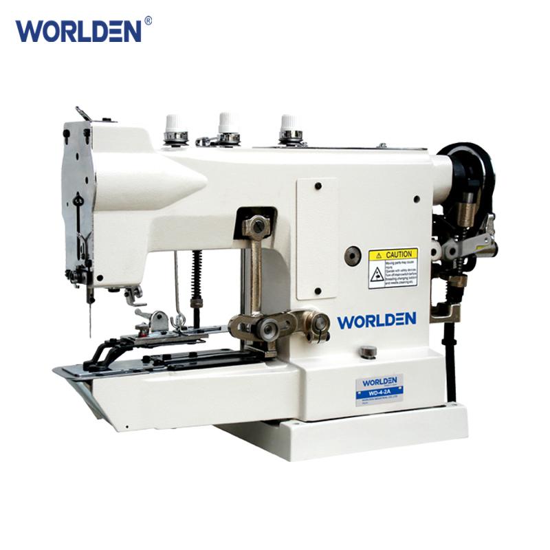 Br-4-2 High Speed Button Attaching Sewing Machine