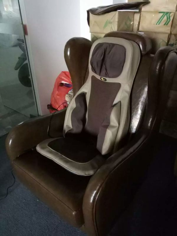 Tiger Chair, Leather Chair with Massage, Recliner Sofa (6#)
