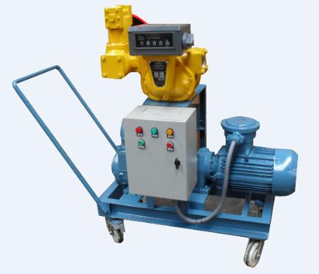 Electronic Mechanical Mobile Fuel Dispenser Pump