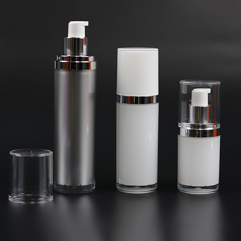 Hot Selling Acrylic Cosmetic Bottle (NAB36)