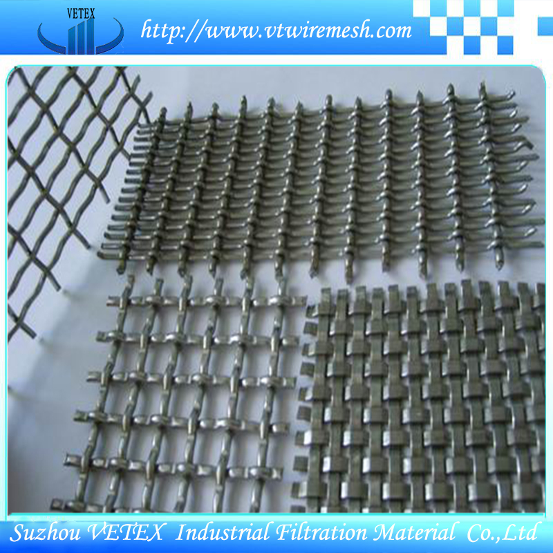 0.6mm-40mm Aperture Square Wire Mesh