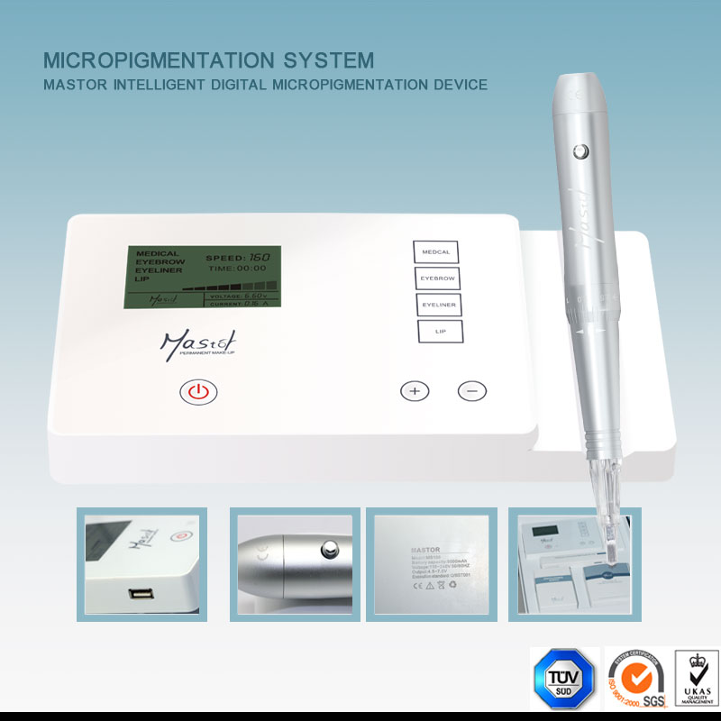 New Arrival Rechargeable Digital Permanent Makeup Machine