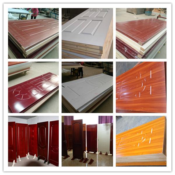 40mm Hot Sale Veneer Door Wood Composite Door