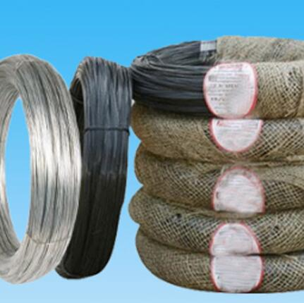 High Quality Galvanized and Black Iron Binding Wire