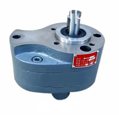 CB-B series hydraulic gear oil pumps