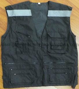 Padded Padding Winter Hi-Viz Safety Reflective Protective Body Warmer Vest (BW17)