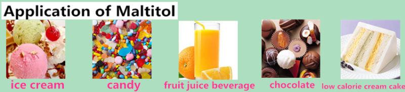 High Quality Sweeteners Food Additive Maltitol Powder 25kg
