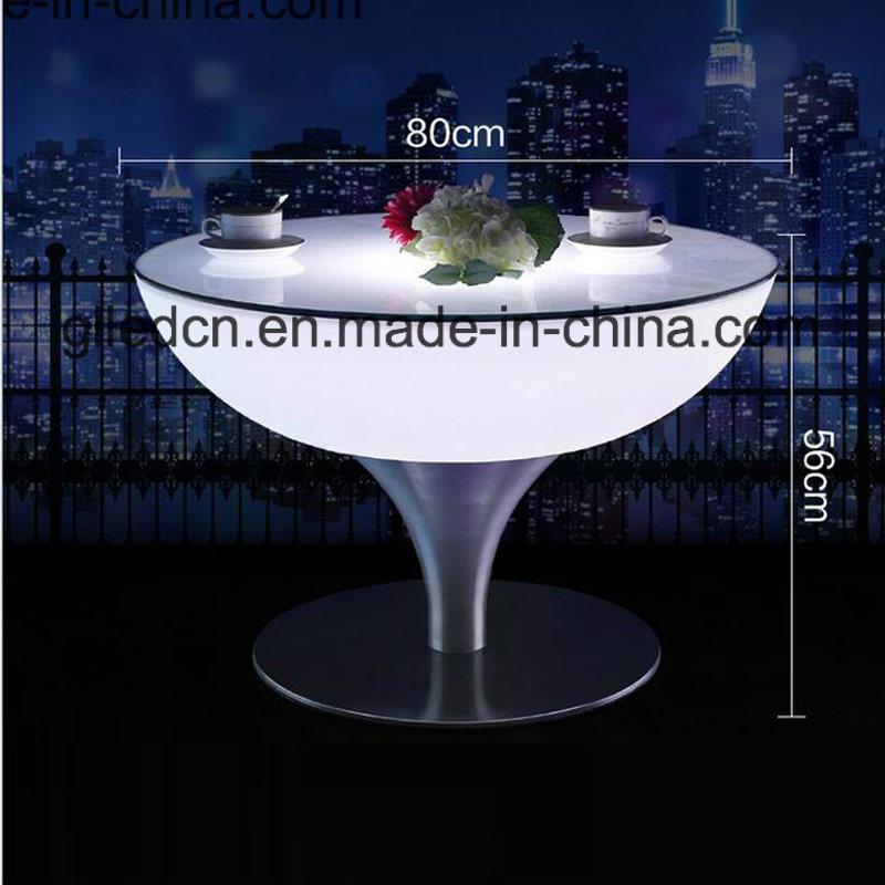 Plastic Bar Table Good for Hookah Bar Furniture