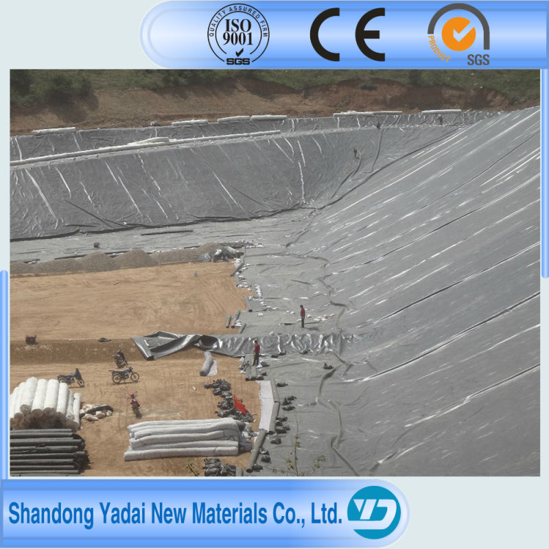 HDPE/LDPE Geomembrane for Landfill Liner LDPE PVC EVA HDPE LLDPE