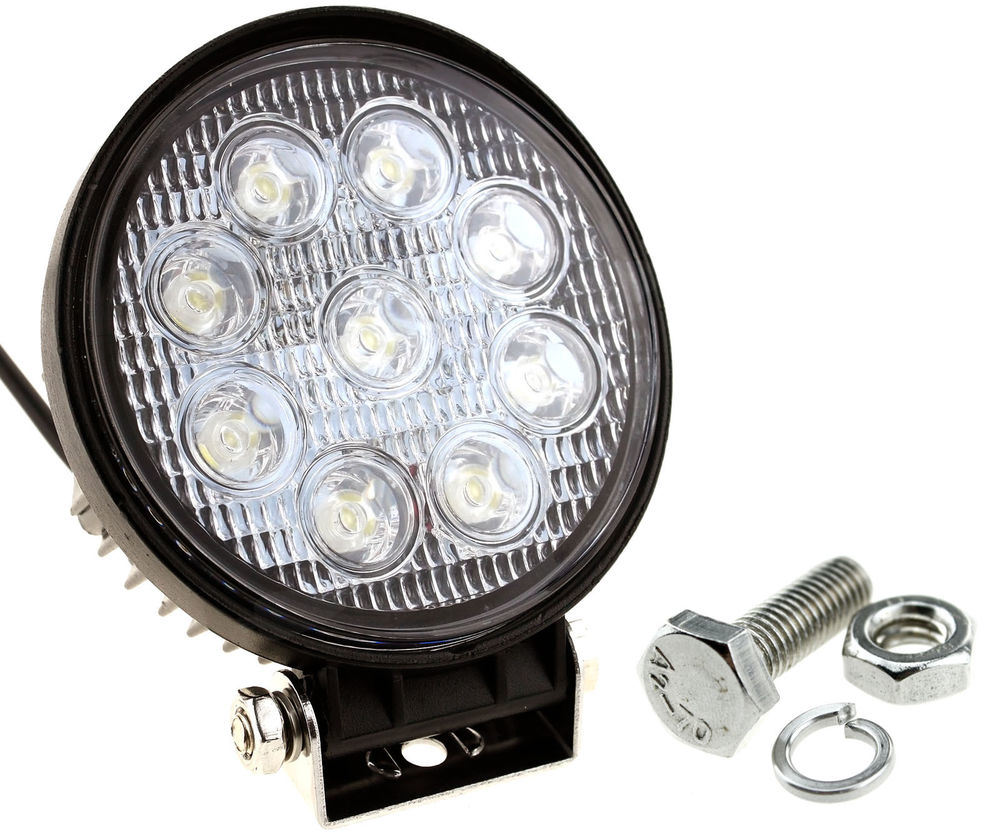 Aluminium Alloy LED Working Light IP68 Waterproof Working Flood Light