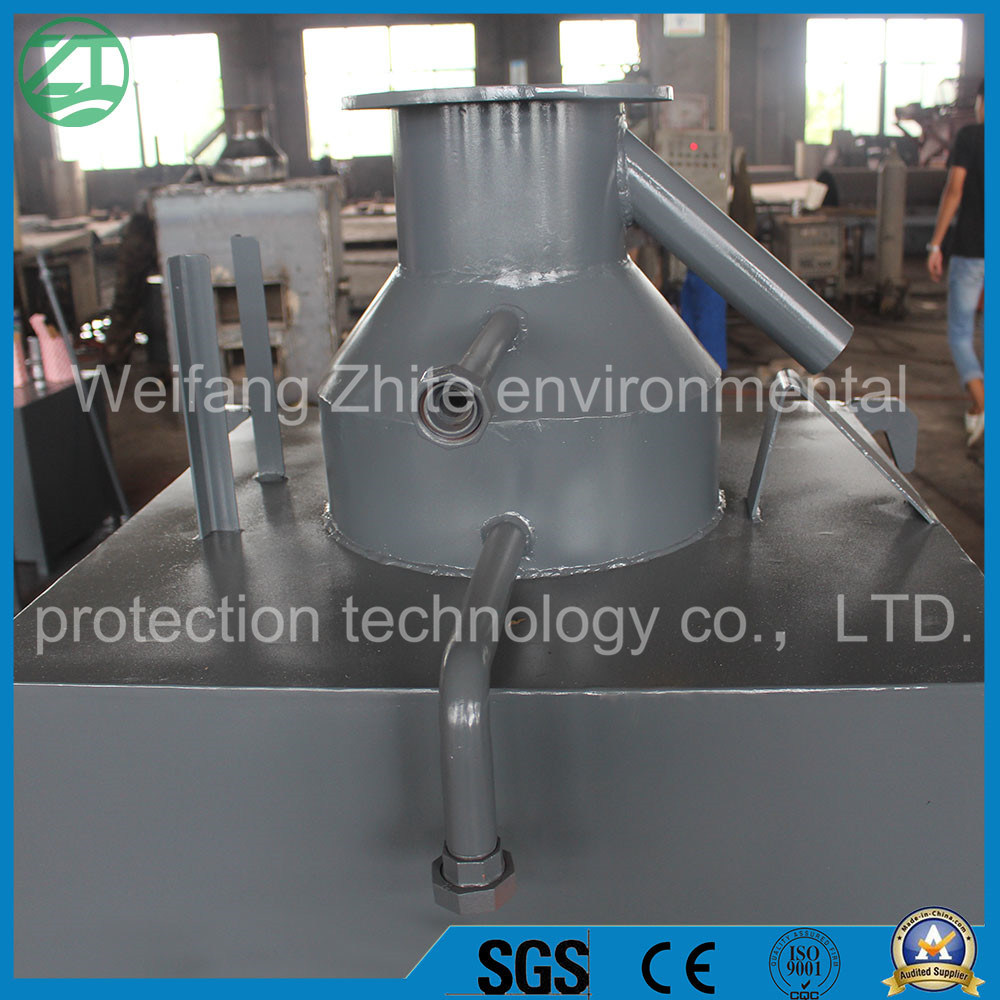 Harmless Treatment Incinerator for Animal Carcasses/Medical Waste/Hospital Waste