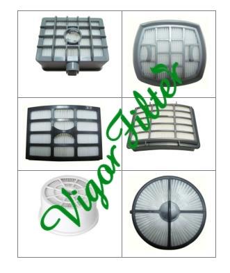HEPA Filter for Shark Nv400 Upright Vacuums Cleaner