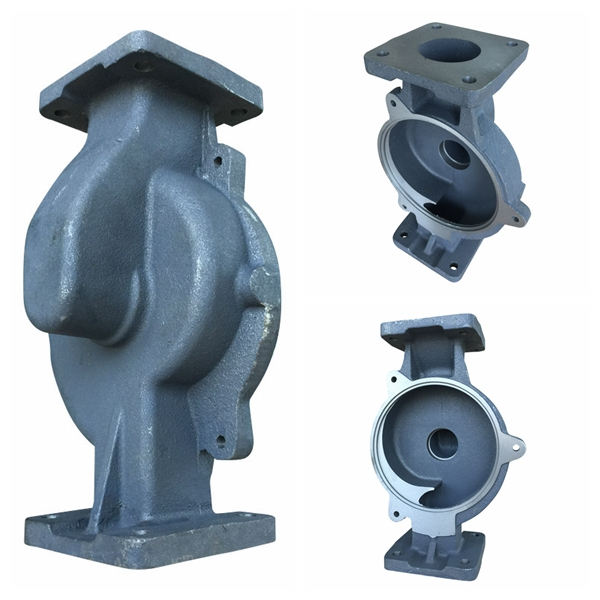 Custom China High Pecision Motor Cycle Parts Cast Iron Casting