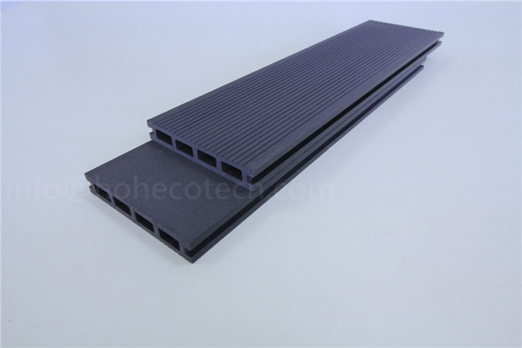 Anti-UV Exterior Wood Plastic Composite Deck Covering