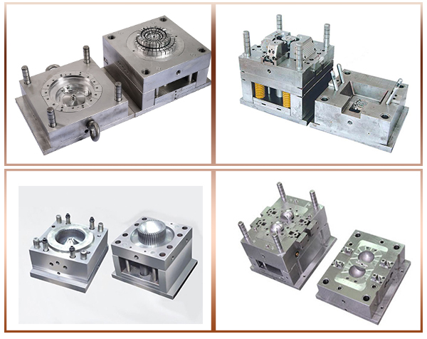 Custom Made Plastic Injection Mold for Plastic Storage Box