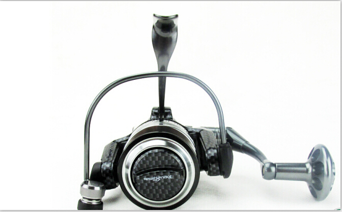 Metal Body Overlight Spinning Fishing Reel