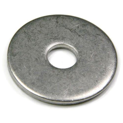 Stainless Steel Thin Flat Plain Fender Washer