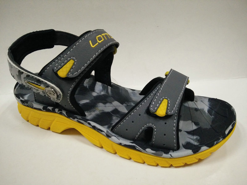 Children Summer Sandals Soft Rubber Outsole Kids Shoes