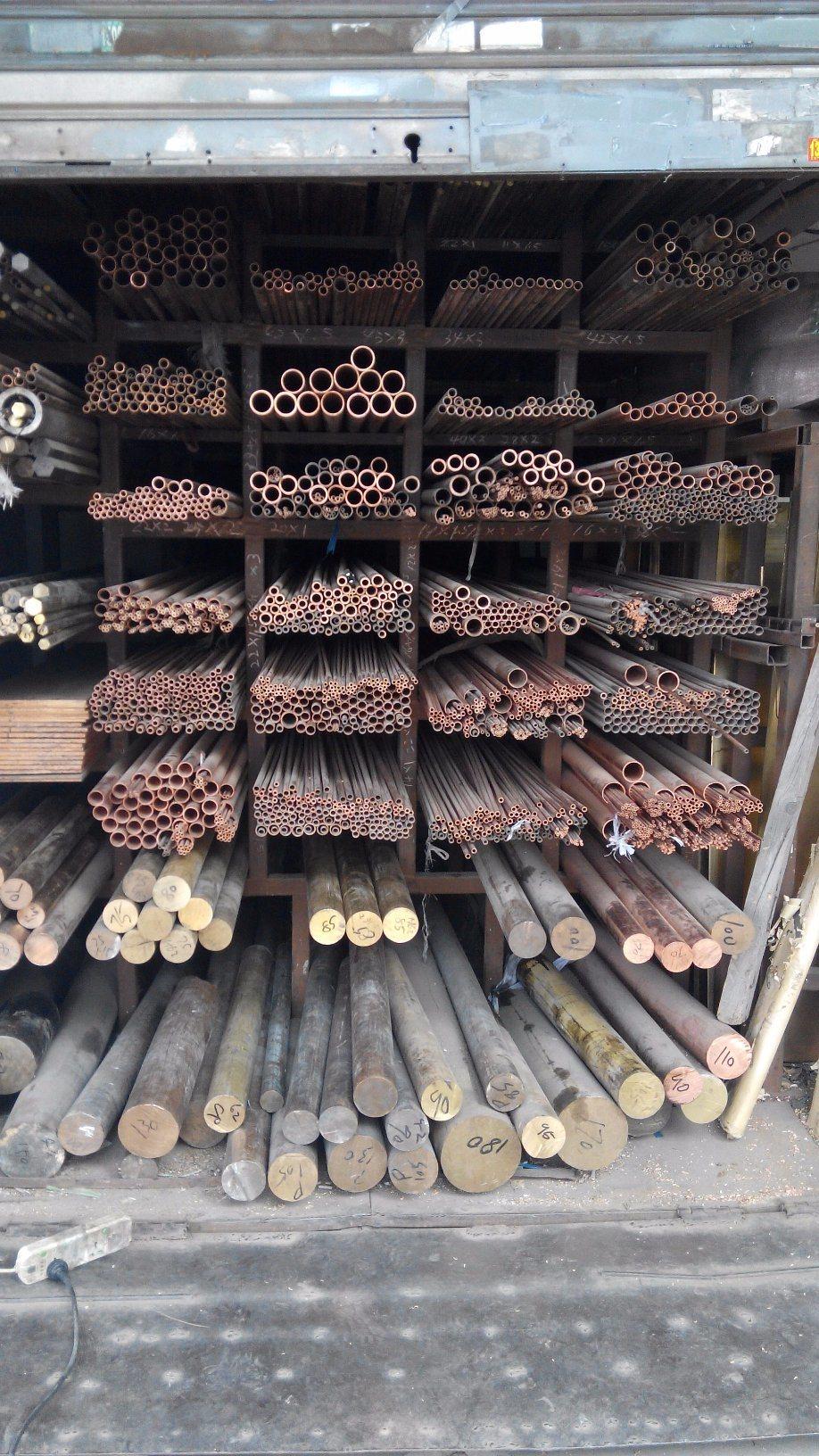 C51900 Tin Bronze Pipe, Casting Copper Pipe