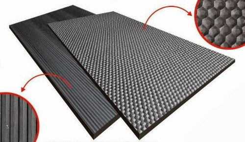Chinese Cow Rubber Mat, Comfort Rubber Stable Mat Horse Stall Mats Horse Rubber Mat