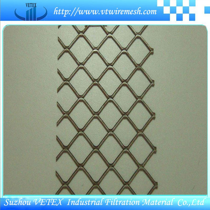 Steel Expanded Wire Mesh Used in Civil Building