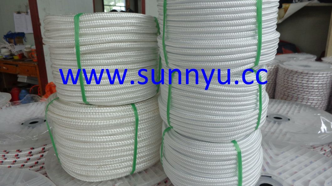8 Strands PP Multifilament Braided Starter Rope