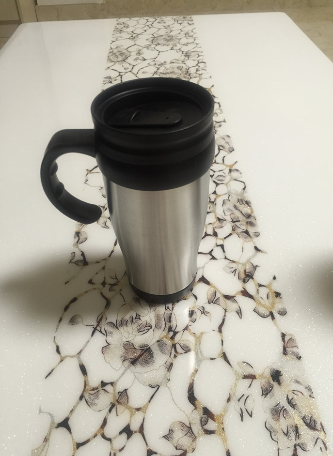450ml Stainless Steel Travel Mugs with Handle (SH-SC37)