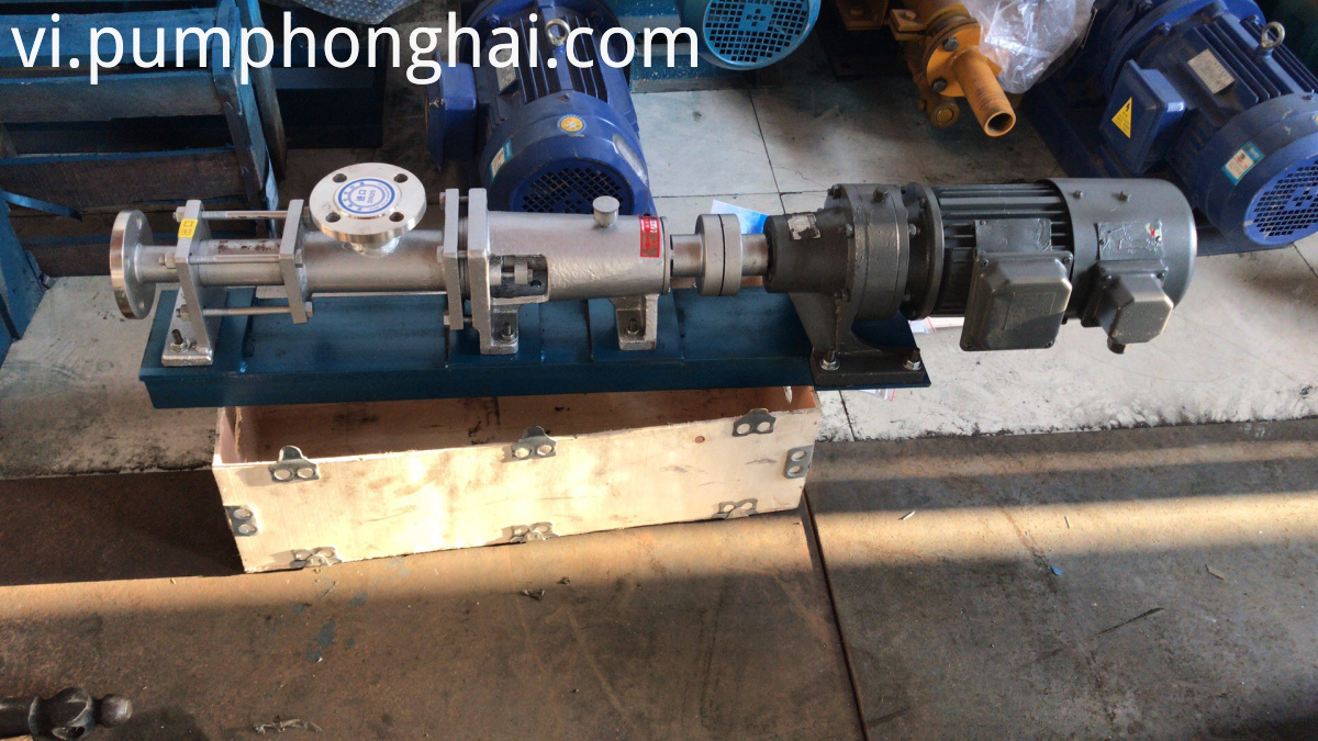 Single Rotor Mono Screw Pumps