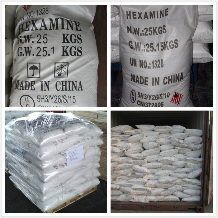 Hexamine with CAS No.: 100-97-0 Chinese Manufacturer