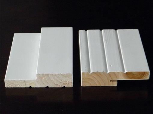 Primed Wood &MDF Door Frame