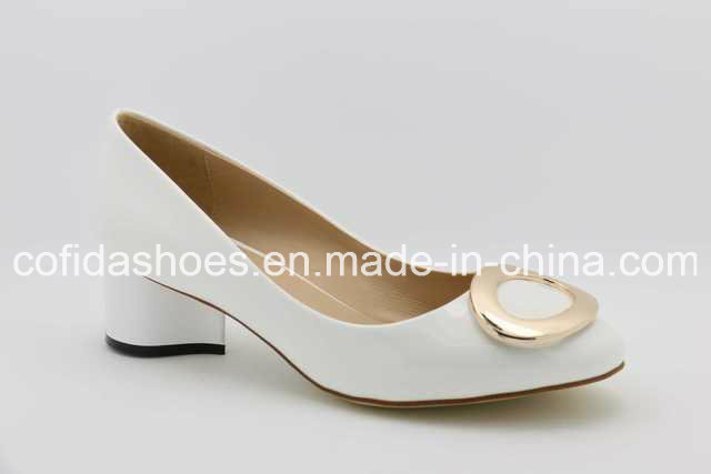 Special Attractive Medium Heel Women Shoes